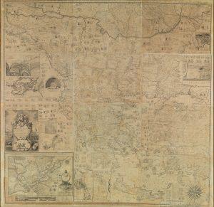 Ρήγας Φεραίος, Χάρτα της Ελλάδος