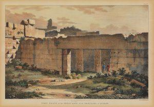 E. Dodwell, Τα Προπύλαια της Ακρόπολης