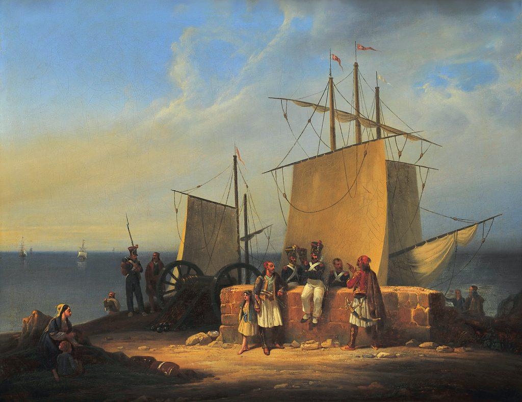 N.D. Finart, Η Γαλλική αποστολή στο Μοριά