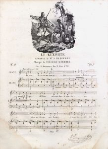 A. Betourne & T. Labarre, Ο Κλέφτης