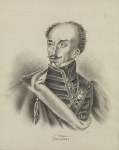 Προσωπογραφία του Αλέξανδρου Υψηλάντη