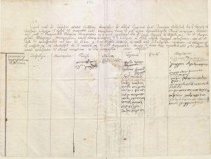 Ο Π. Μαυρομιχάλης πληρεξούσιος επαρχιών Σπάρτης