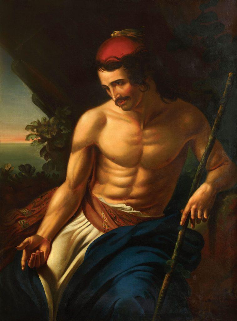 M.H. Yvert, Έλληνας ήρωας