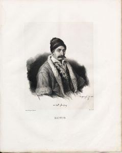 K. Krazeisen, Ο Α. Ζαΐμης