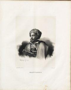 K. Krazeisen, Ο Ι. Μακρυγιάννης