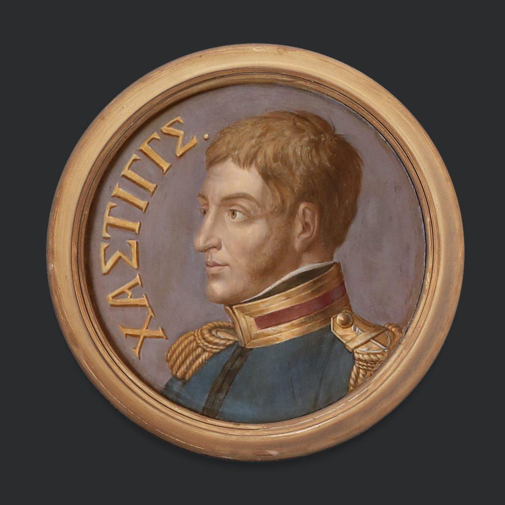 Φράνκ Άμπνεϋ Άστιγξ (Frank Abney Hastings) (1794-1828)