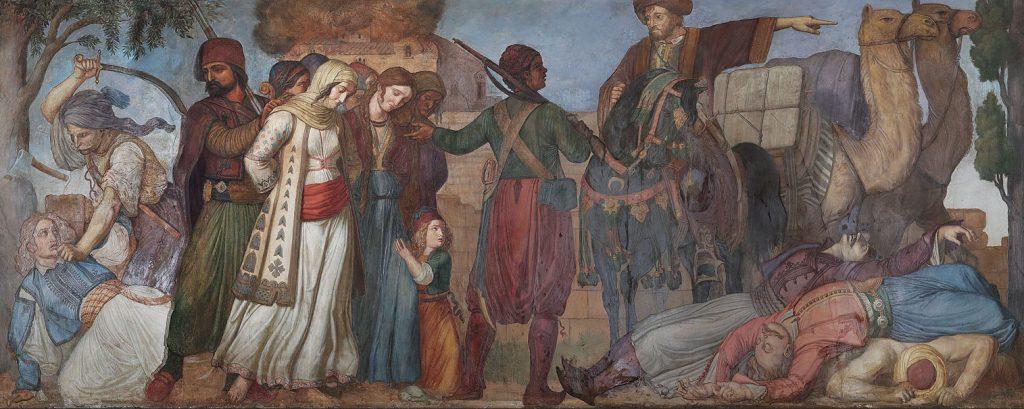 Λεηλασία της Πελοποννήσου από τον Ιμπραήμ πασά