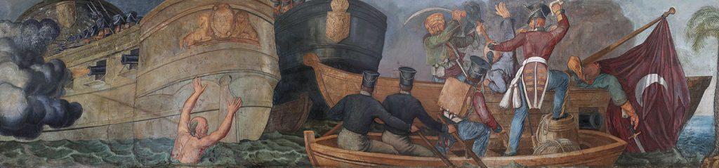 Η ναυμαχία του Ναυαρίνου